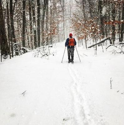 Snowshoeing/ Hiking with Outdoor Adventures
